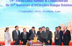ASEAN leaders remain seriously concerned about East Sea situation