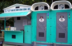 Quang Ninh to build environmentally-friendly public toilets