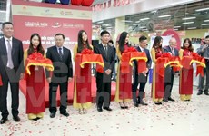 Best goods from Hanoi on show in Moscow