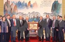 Vietnam appreciates Chinese former experts' help: PM
