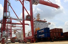 New international container terminal opens in HCM City