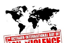 Int'l Day of Non-Violence observed in Indonesia