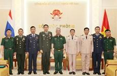 Vietnam treasures defence ties with Thailand