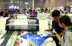 Packaging, printing and food technology exhibition opens