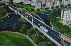 Hai Phong overpass to open next year