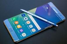 Note7 recall not to influence Samsung Vietnam much