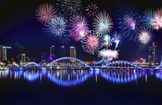 Da Nang launches int'l fireworks logo contest