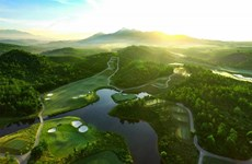 Ba Na voted Asia Pacific's best New Golf Course