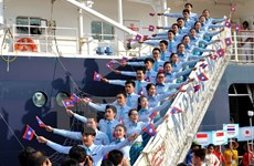 Southeast Asia-Japan youth ship to visit HCM City