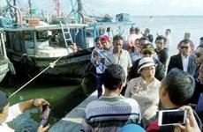 Indonesia warns fishermen off Malaysia-Philippines border waters
