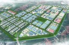 Dong Van IV Industrial Park starts construction