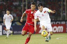 AFF Cup 2016: Vietnam win first victory over hosts Myanmar