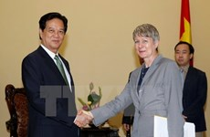 PM bids adieu to outgoing German ambassador