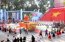 Massive parade to mark National Day