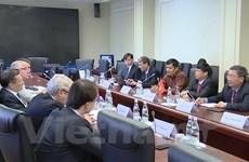 Senior economic official active in Russia, Belarus