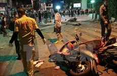 One Vietnamese national injured in Bangkok blast
