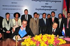 Cambodia, New Zealand boost bilateral cooperation