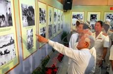 Vietnam's 70-year socio-economic progress on show