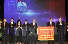 Vietnam News Agency's television marks fifth anniversary