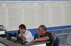 Vietnam shares rise for third day