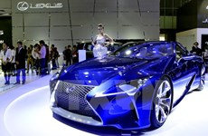 Largest exhibition of imported vehicles slated for mid-October