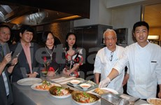 Vietnam's cuisine rouses appetite in South Africa