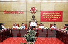 Nghe An poised to be basically industrialised by 2020