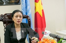 Vietnam continues enhancing role in United Nations