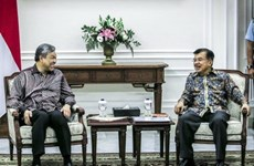 Malaysia, Indonesia join hands to settle haze problem
