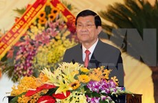 Thanh Hoa should optimise strength of industrial parks: President