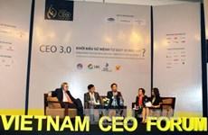 AEC integration tops CEO Forum discussion