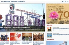 Vietnam News Agency marks five years of Chinese-language news service