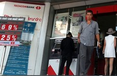 Interest rate cuts hit Vietnamese shares