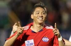 Ceremony in Hanoi honours footballers