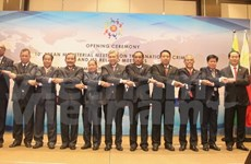 ASEAN Ministerial Meeting on Transnational Crime opens in Malaysia
