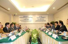 Vietnamese, Lao fronts forge cooperation in ethnic, religious affairs