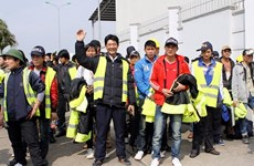 Vietnam takes measure to ensure overseas workers' rights
