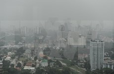 Southeast Asian businesses lose millions of USD due to haze