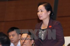 Lawmakers talk draft law on supervision work of elected agencies