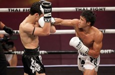 Vietnamese beats French rival at Thai Fight World Battle