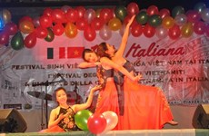 Vietnamese Culture Day held in Italy