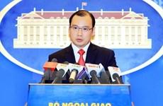 Vietnam demands China stop wrongful acts in Hoang Sa