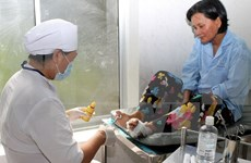 Binh Thuan works to get rid of leprosy
