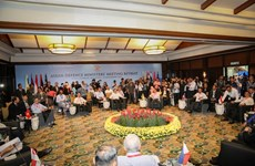 ASEAN defence ministerial meeting retreat opens in Malaysia