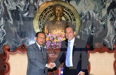 Vietnam, Laos share judicial reform experience