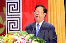 Vietnamese, Chinese patriotic personalities meet in Hanoi