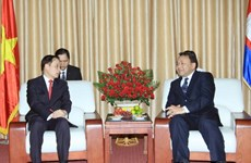 Foreign Ministry offers National Day greetings to Cambodia