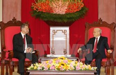 Hungarian NA Speaker backs funding for key projects in Vietnam
