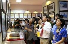 Exhibition on Hoang Sa, Truong Sa held in prison