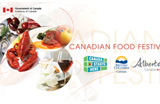 Canada promotes premium food products in HCM City